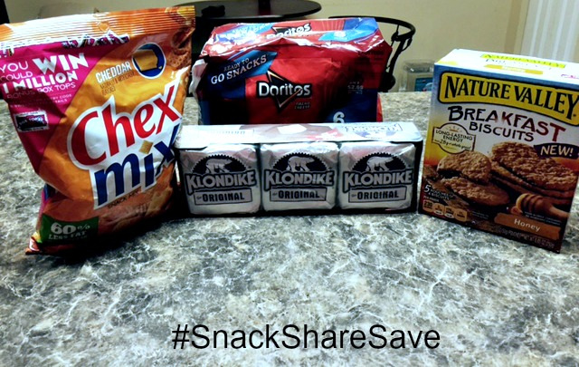 Our Favorite Snacks On The Go Plus Savings At Publix #SnackShareSave 2