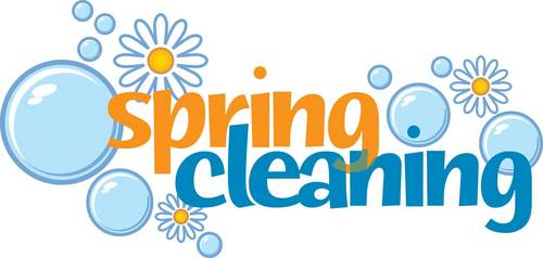 Spring Cleaning in 5 Steps!