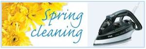 """T-fal is hosting a social media Spring Cleaning """"Selfie' photo contest (4/20-5/4)"""