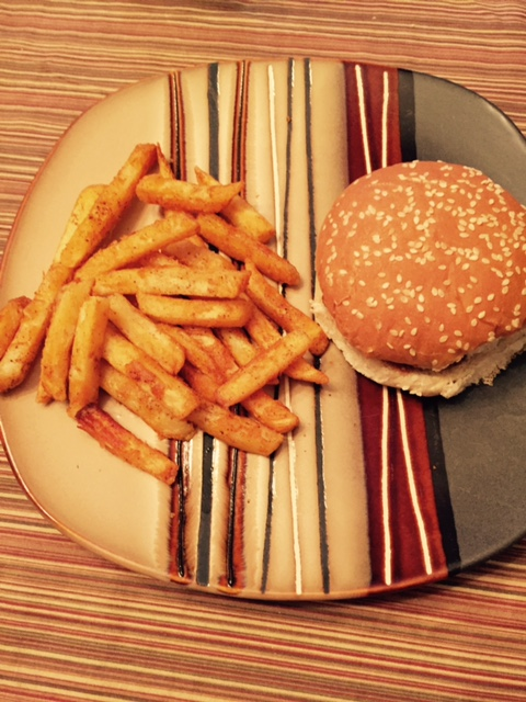 Dinner Time Is Family Time with Ore-Ida Bold & Crispy Fries #FindYourBOLD3