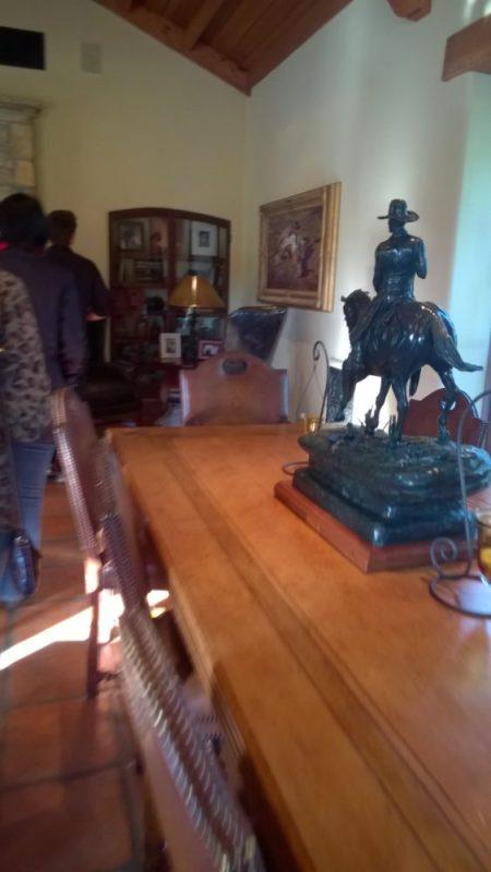 The Great Room at Holman Ranch