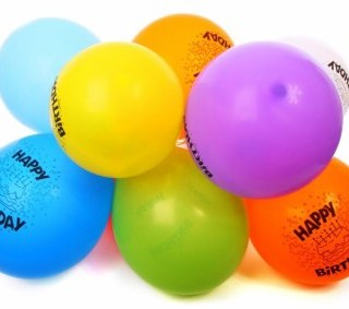Birthday parties – age 9 and age 14