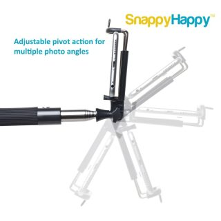 Get Snap Happy With #SnappyHappy Selfie Stick