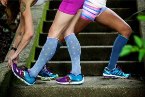 Lily Trotters: Sassy and Sporty Designer Compression Socks!