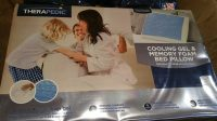 Total Relaxation with Therapedic Cooling Gel Memory Foam ...