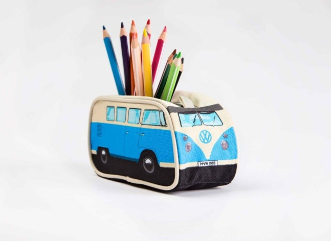 VW Bug Pencil Box- The Monster Factory