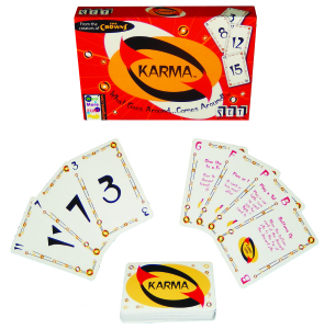 Family Fun Game- Karma