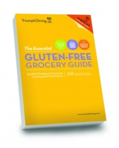 """New"" The Essential Gluten-Free Grocery Guide Review"
