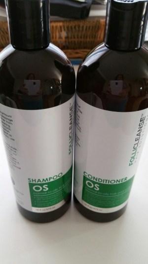 Follicleanse OS Clarifying Shampoo & Conditioner