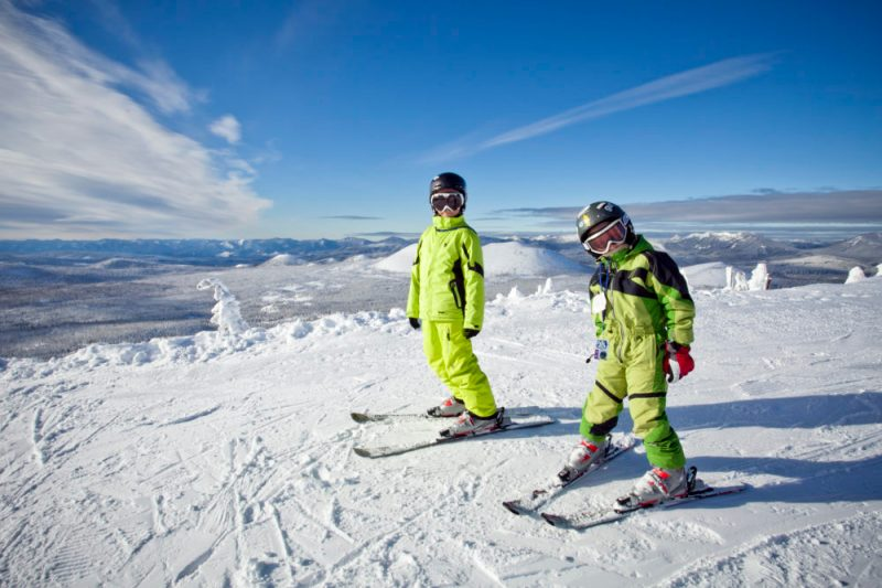 Here's Everything That You Need To Know About Skiing With Your Little Ones