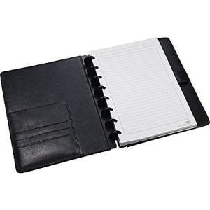 Staples Arc Customizable Leather Notebook