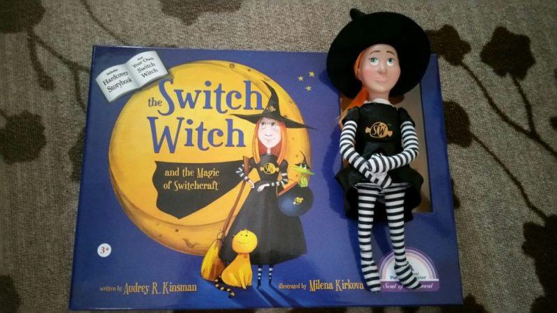 Switch Witch ~ The Magic of SwitchCraft