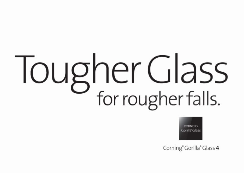 Protective Glass for Devices Corning Gorilla Glass 4