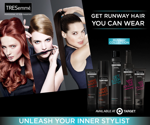 TRESemme Runway Collection