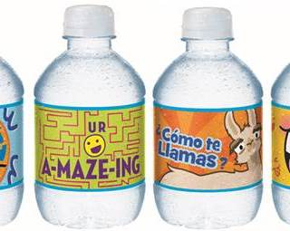 Pack a Nestlé Pure Life Share-A-Smile Water Bottle In Your Child's Lunch Box