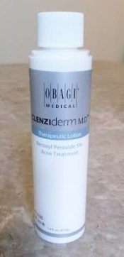 clenziderm therapeutic lotion