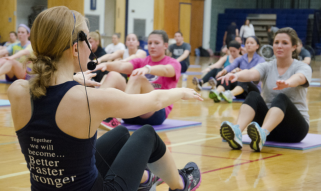 Fitness Classes That'll Bring Your Confidence to a New Level