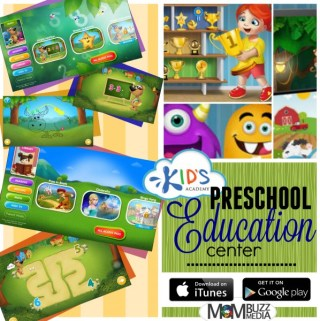 Kids Academy Releases Preschool Education Center for iOS and Android #MomBuzz #KidsApp