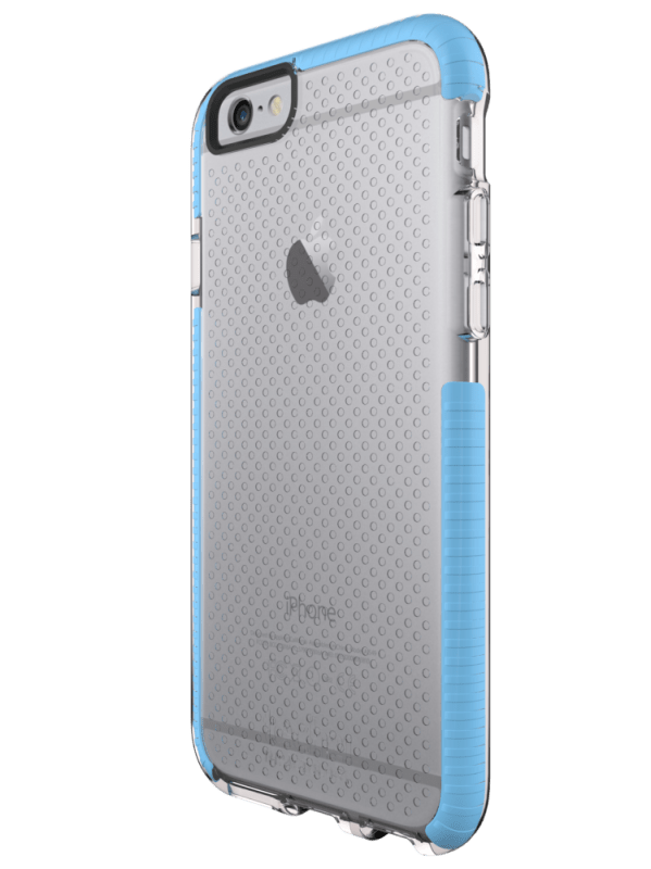 T21-5045 Tech21 Evo Mesh Sport for iPhone 6 - ClearBlue (9)