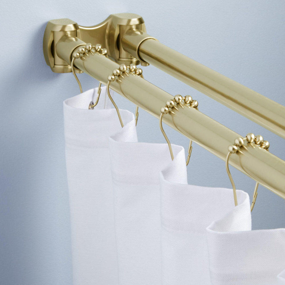 Stylish And Sturdy Shower Curtain Rings