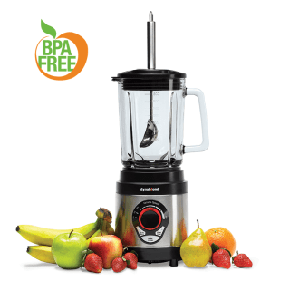 Shaking Things Up With the Tribest Dynablend Horsepower Blender