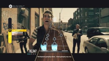 Guitar Hero Returns In Time For The Holidays