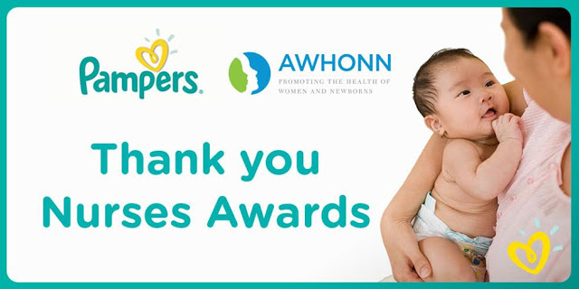 Pampers Thank You Nurses