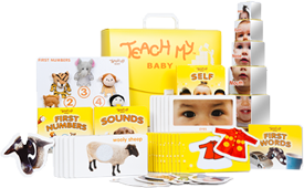 Teach My Baby Learning Kit - Deluxe Version
