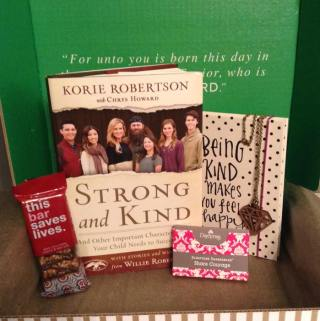 Freely, A Monthly Subscription Box!