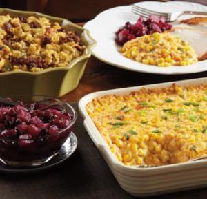 Top 10 List: America's Favorite Holiday Comfort Foods