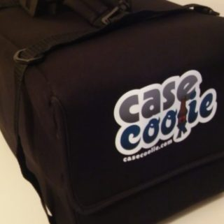 Case Coolie keeps your food cold on the go!