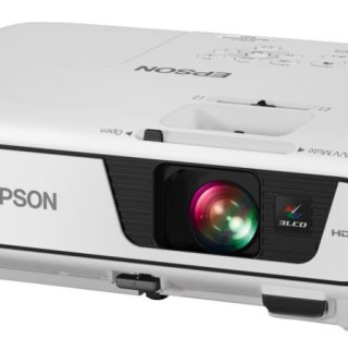 Epson Home Theater Projector Delivers Big Screen Entertainment at an Affordable Price