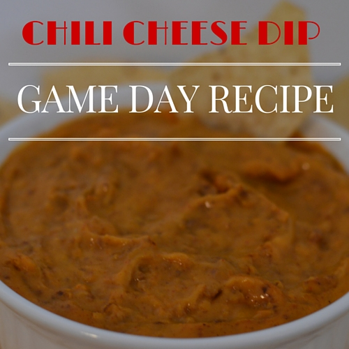 Chili Cheese Dip~ Who's hungry? Check out my delicious recipe using @HormelChili