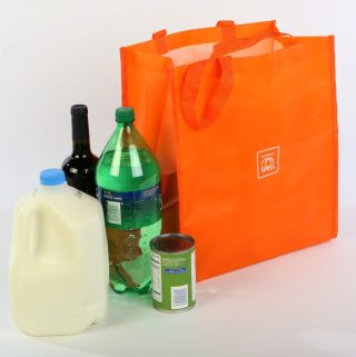 FASHIONABLE Reusable Grocery Bag System #carrywell