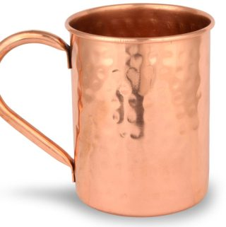 Authentic  Pure Copper Moscow Mule Mug #TheKickingMule