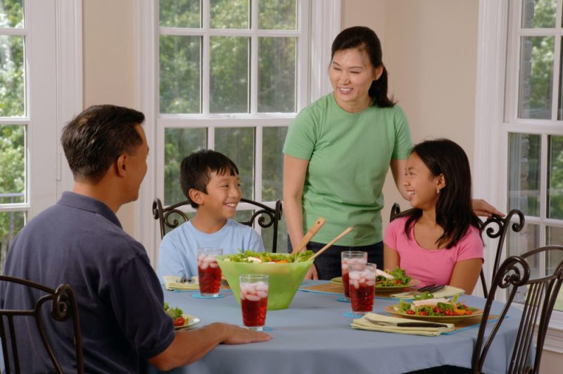 Planning a Dinner for the Whole Family