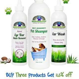 Dancing Pet Natural Shampoo #dancingpetnatural