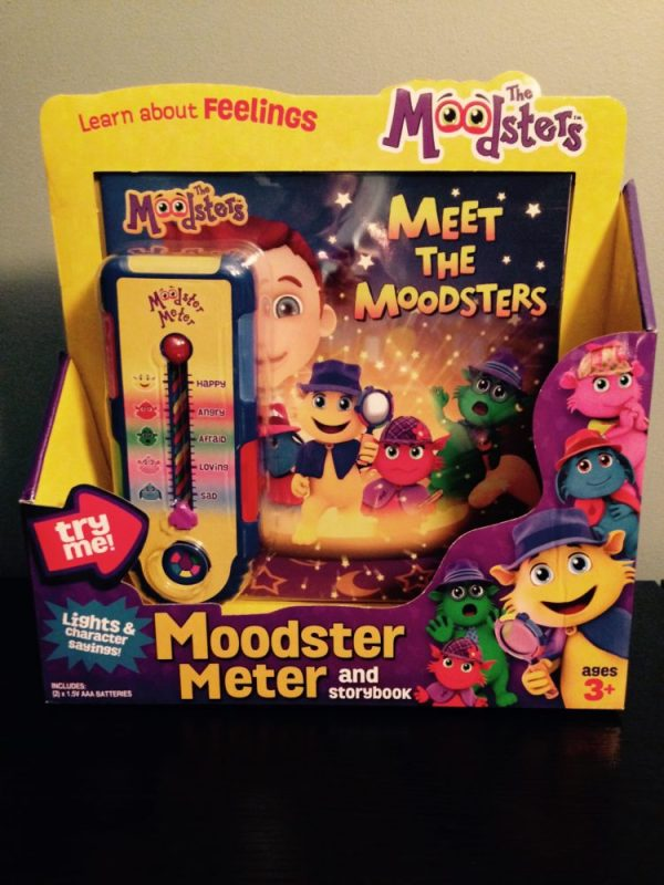 Meet The Moodsters And Learn About Feelings