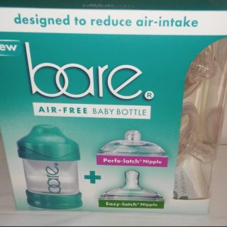 BittyLabs Air Free Baby Bottle by Bare
