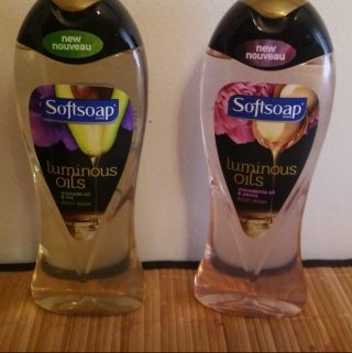 Sing in the Shower with SoftSoap Oils BodyWash