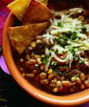 Souping~ Gaeu White Bean & Chicken Chili Blanca #recipe