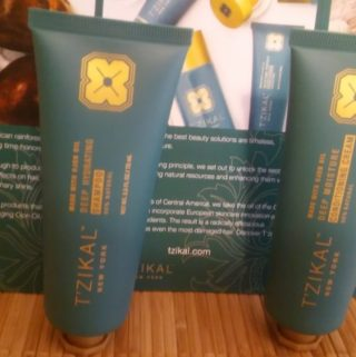 Try Tzikal Products for Hair and Face