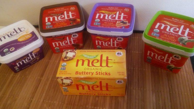 melt butter alternative