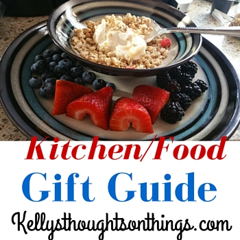 Kitchen Food Gift Guide
