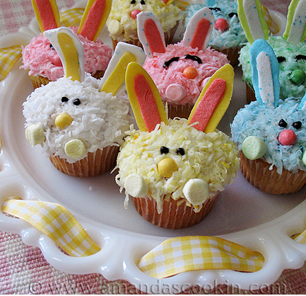 10 Happy Easter Sweet Recipe Ideas