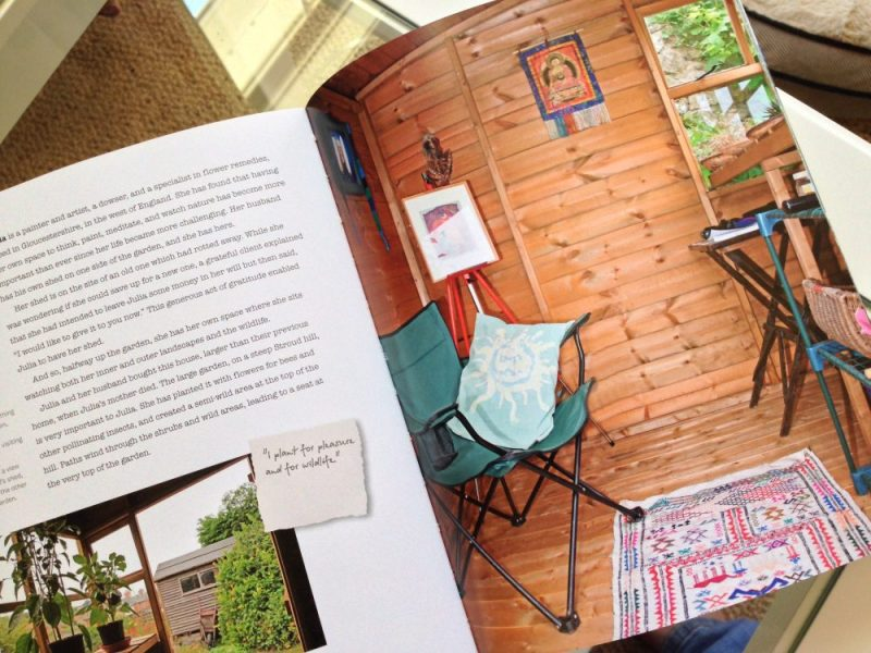 A Woman's Huts and Hideaways by Gill Heriz