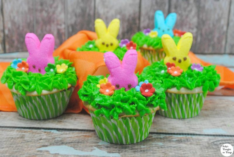 Special Cupcake Recipe For The Easter Holiday