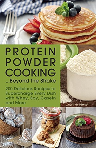 Protein Powder Cooking....Beyond the Shake
