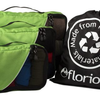 Eco Friendly Packing Cubes #Florious
