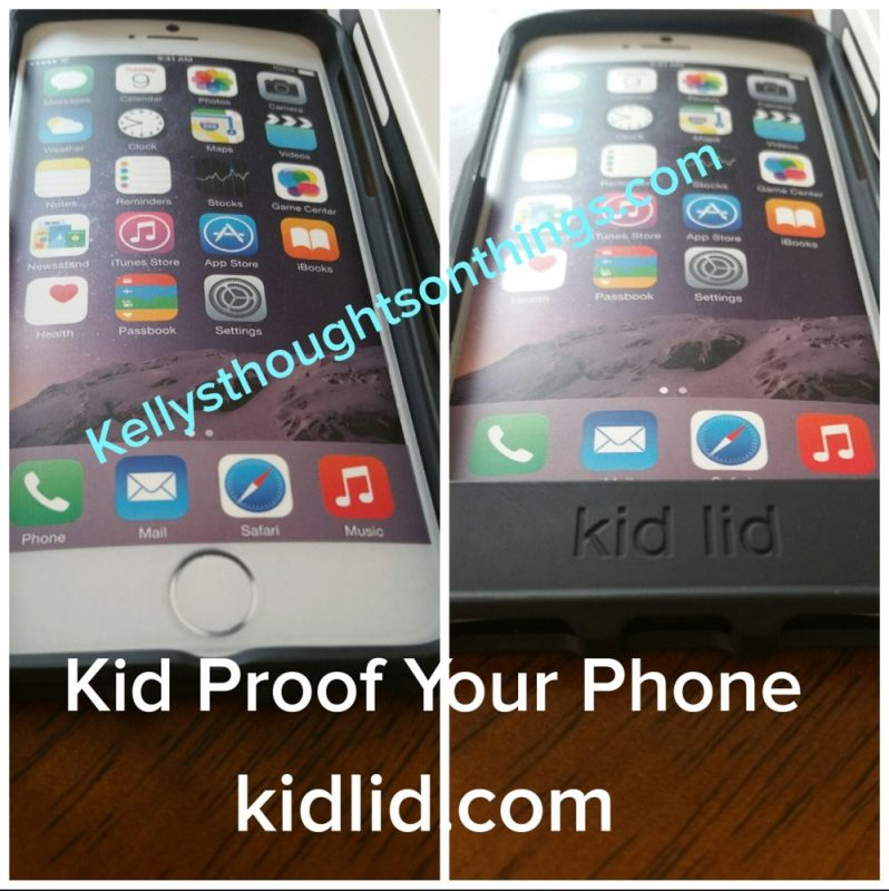 Dual Function iPhone® case w/ Kid Mode®